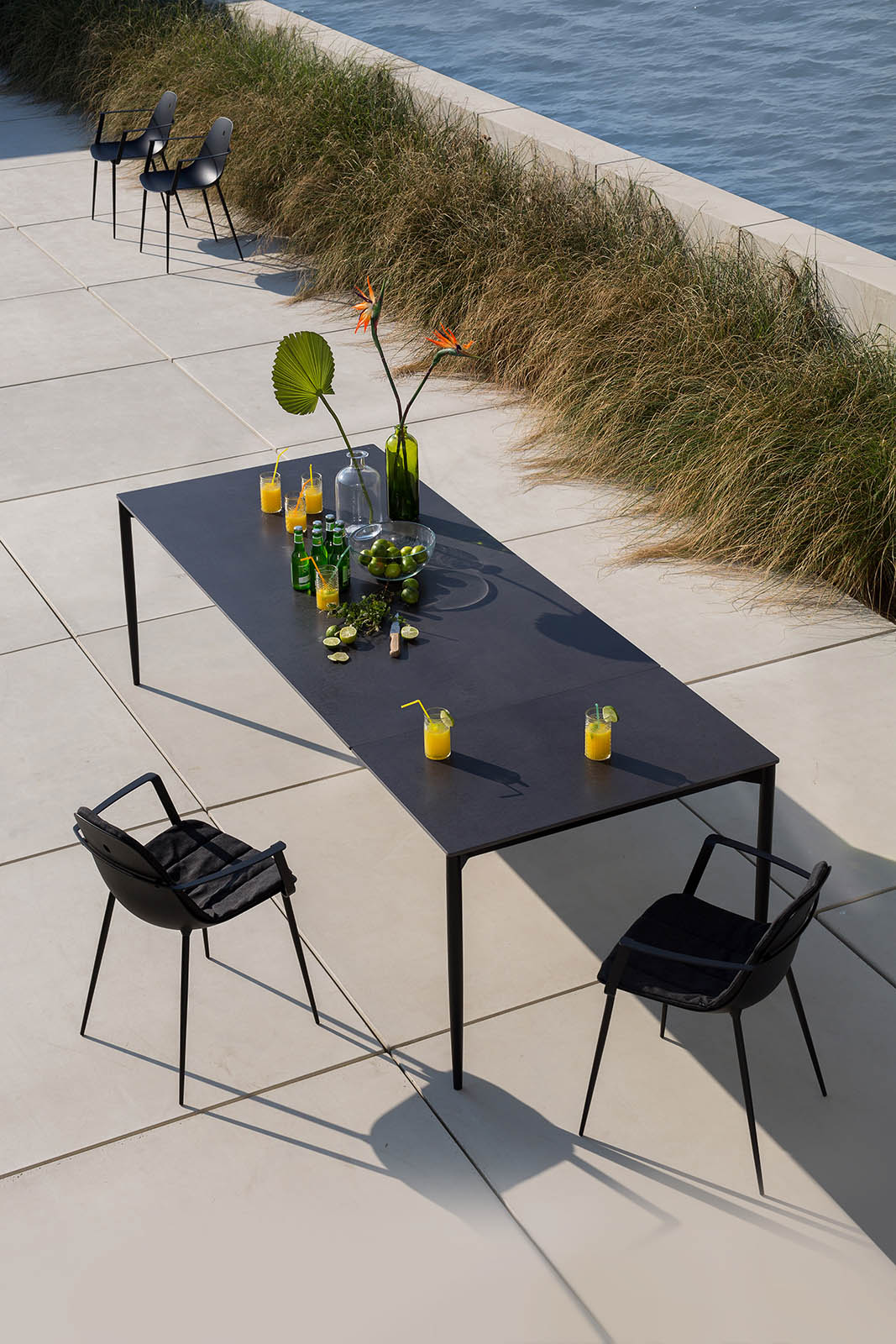 Tafel en stoelen Joli Marguerite | indoor + outdoor