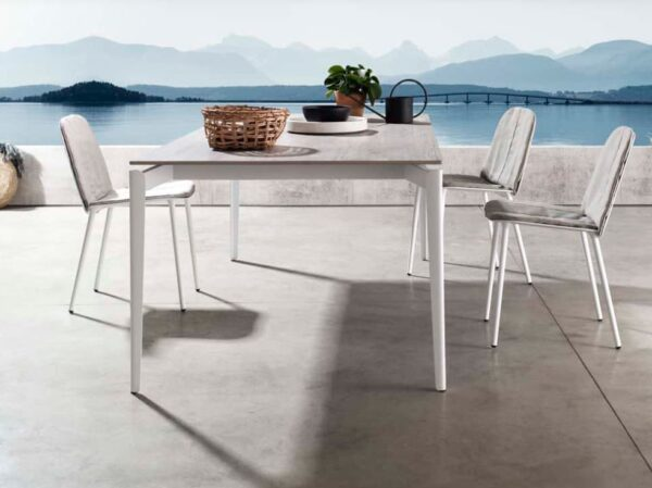Tafel en stoelen Joli Layers | indoor + outdoor